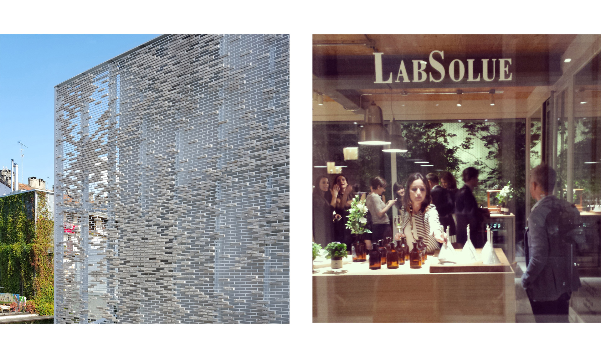 LABSOLUE, A PERFUME LABORATORY